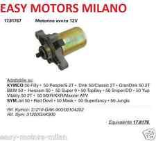 1781767 MOTORINO D AVVIAMENTO KYMCO YUP VITALITY MXR KXR MAXXER ATV 50