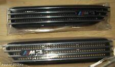 BMW Brand OEM Genuine E46 M3 2001-2006 Fender Grille Pair NEW