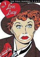 I Love Lucy ~ Complete Season 7, 8 & 9 (Seven Eight & Nine) ~ NEW DVD SET
