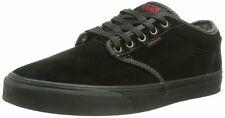 VANS Men's Skateboarding Shoes ATWOOD MTE Suede Black Size: UK 7