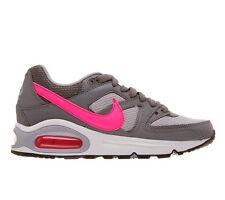 Nike Max Command jóvenes/Damas Air tamaños de 3 - 5.5, 407626-069, Primavera 2016