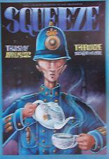 Squeeze Fillmore Poster Soulmates Robin Degrasse Jethro Jeremiah F1158 J.Shea