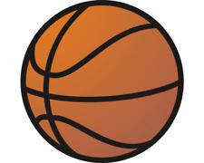 Basketball Aufkleber Sticker Autoaufkleber Scheibenaufkleber