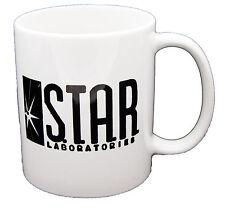 Star Labs The Flash Comics Novelty Mug PRINTED MUG MUGS-GIFT, BIRTHDAY PRESENT