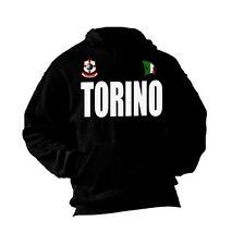 Felpa con cappuccio Supporters hoodie KT23_B Tifosi Torino calcio football fans