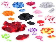 500 Stk Rosen-Blätter Streu-Deko Hochzeit Romantik Deko-blüten Freie Farbwahl