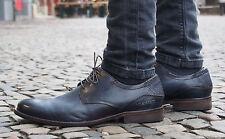 Daniel Hechter Herrenschuhe Lucien 3603-1W 423 NAVY Schnürschuhe Business-Schuhe