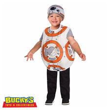 Disney Star Wars BB-8 The Force Awakens Halloween Costume Toddler R2-D2 C-3PO