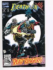Deathlok, Dead Ringers, Vol. # 1, # 16, October 1992