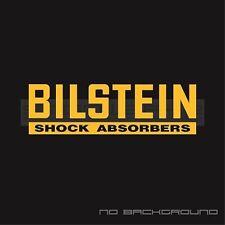 Bilstein Shocks Decal sticker emblem Euro German shock absorbers Pair