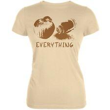 Pumpkin Spice Everything Cream Juniors Soft T-Shirt