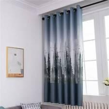 Cedar Bedroom Blackout Curtains Living Room Shading Window Blinds Y