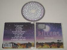 THE KILLERS/DAY & AGE(ISLAND 60251787875) CD ALBUM