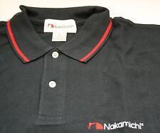 Nakamichi POLO SHIRT - 100% Cotton - various sizes/colours