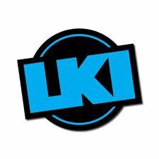 LKI Sticker / Decal - Loose Kid Industries Motocross Dirt Bike Off Road Ute 4x4