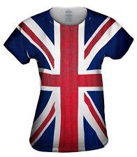 Yizzam- Union Jack - New Womens Top Shirt Tshirt XS S M L XL 2XL 3XL 4XL