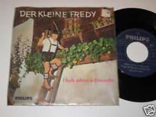 """7"""" Single/DER KLEINE FREDY/MEGARAR/Philips 341739"""