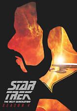 Star Trek: The Next Generation - Season 4 (DVD, 2013, 7-Disc Set)