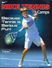 2011 Nike Tennis Camps Magazine: USSC U.S. Sports Camps