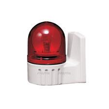 80mm Bulb Revolving Warning Light wall mount Business Warning Emergency light