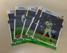 1993 Futera Australian Baseball League (ABL) BRISBANE BANDITS singles
