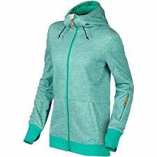 Oakley Women's Over Easy DWR Hoodie Performance Jacket