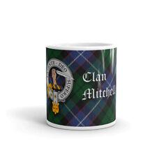 Mitchell Clan Crest Coffee / Tea Mug - Scottish Cup 10oz / 295ml
