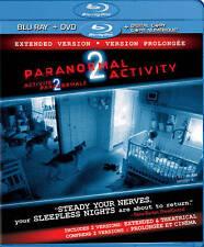 Paranormal Activity 2 (Blu-ray/DVD Combo  Disc, 2011,En/Fr/Sp/Pr/Br)