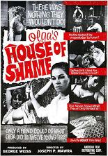 Olga's House Of Shame - 1964 - Movie Poster