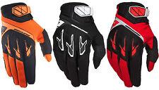 Niños Juvenil One Industries Atom Motocross Mx Guantes Nuevo Gants Quad Bike Bmx Mtb