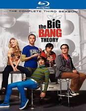 The Big Bang Theory: Season 3 [Blu-ray]