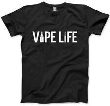 Vape Life - Vape Vaping E-Cig Unisex Mens T-Shirt