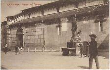 CARRARA - PIAZZA DEL DUOMO (MASSA)