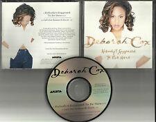 DEBORAH COX Nobody's Supposed to be here PROMO DJ CD Single 1998 ASCD 3539 MINT
