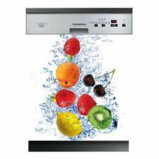 Autocollant Stickers lave vaisselle fruits Ref: LAV-165