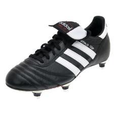 Chaussures football vissées Adidas World cup visse cuir Noir 11587 - Neuf