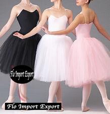 Vestito Tutù Saggio Danza Degas Bambina Donna Girl Ballet Tutu Dress DEGAS01