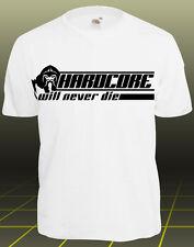 T-shirt gabber Wizzard hardcore Wizard Core W techno Gabba speedcore industrial