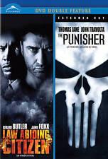 Law Abiding Citizen/Punisher (Ws)  DVD NEW