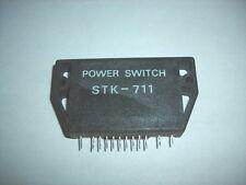 "STK711 ""Original"" SANYO  Power Switch  IC  12P SIP  1) pc"