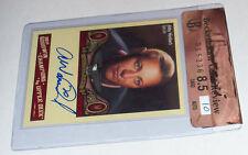 Abby Wambach Beckett graded 8.5 card 10 auto signed