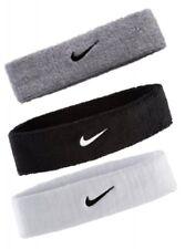 Nike Herren Damen Sport Fitness SWOOSH Stirnband Tennis Schweissband 9381/3