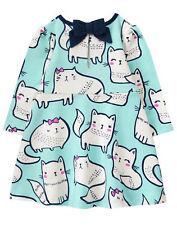 Gymboree Girls 12 18 24 3T Choice Smart Kitty Shirt Legging Outfit NWT