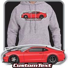 Custom Art Hoodie 10 11 2012 2013 Chevrolet Camaro LS LT SS ZL-1 Z28