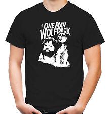 One Man Wolfpack T-Shirt   Hangover   Las Vegas   Bangkok   Fun   M1  