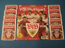 PANINI VFB Stuttgart 2010/11 - album + 10 cartocci OVP