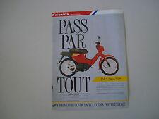advertising Pubblicità 1990 HONDA WALLAROO