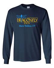 559 Dragonfly Inn Long Sleeve shirt gilmore show girls funny costume lukes diner