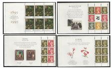 Los paneles de dx17 / Db5 (17) 1995 National Trust folleto de prestigio