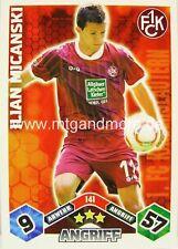 Match ATTAX ILIAN Micanski #141 10/11